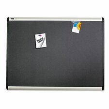 Prestige Wall Mounted Magnetic Bulletin Board
