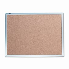 Cork Wall Mounted Bulletin Board