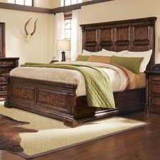 Whiskey Panel Bed