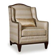 Ava High Back Arm Chair