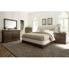 St. Germain Sleigh Customizable Bedroom Set