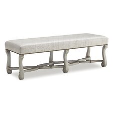 Chateaux Wood Bedroom Bench