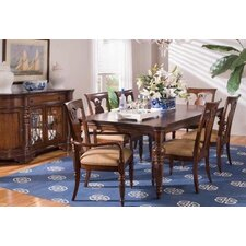 British Heritage Extendable Dining Table