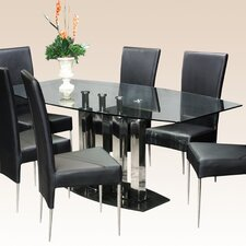 Cilla 7 Piece Dining Set