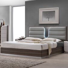 London Panel Customizable Bedroom Set