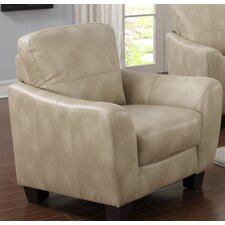 Fremont Leather Club Chair