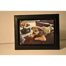 Lizard Leather Picture Frame