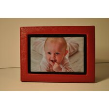 Lizard Print Picture Frame