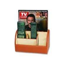 Men's Multimedia Desk Caddy