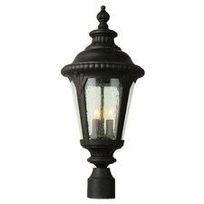 "24"" x 9.5"" Outdoor Post Lantern"