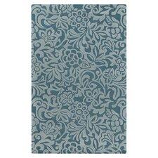 Modern Classics Teal Blue/Stormy Sea Area Rug