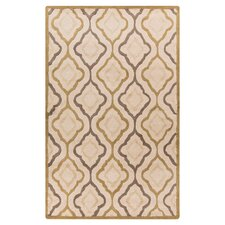 Modern Classics Brown Cloud Area Rug