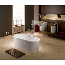 "Centro Duo 67"" x 30"" Soaking Bathtub"