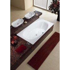 "Luxxo Duo 75"" x 39"" Soaking Bathtub"