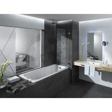 """Dyna 63"""" x 28"""" Soaking Bathtub"""