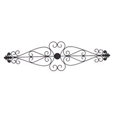 Forged Metal Sculpture Wall Decor