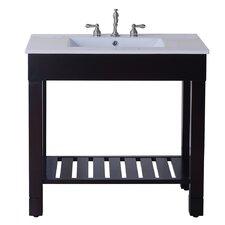 """Loft 31"""" Single Bathroom Vanity Set"""