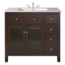 "Lexington 36"" Single Bathroom Vanity Set"