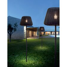 "45.25"" H Ralph Outdoor Floor Lamp with Mounting Spike"