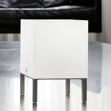 Kubik 14'' H Table Lamp with Square Shade
