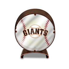 "MLB 10.23"" H Ball Table Lamp"