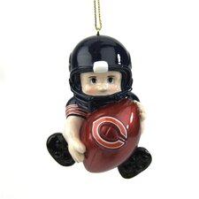 NFL Lil Fan Team Players Ornament (Set of 3)