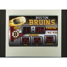NHL Scoreboard Desk Clocks