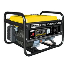 Portable 7.0 HP OHV 4-Cycle 4,000 Watt Gasoline Generator with Recoil Start