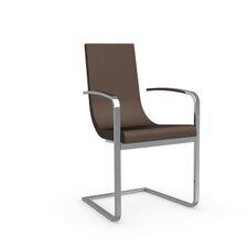 Cruiser Cantilever Arm Chair