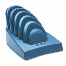 Kensington Insight Priority Puck 5-Slot Desktop Copyholder