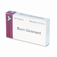 Burn Cream, 10 Per Box