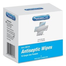 Alcohol free Cleansing Wipe (15 Per Box) (Set of 2)