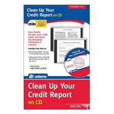 Clean Up Your Credit File Compact Disc (Set of 36)