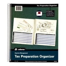 Tax Record Filing System (Set of 144)