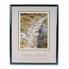 Challengeframed Framed Photographic Print