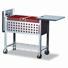 Vertiflex Smar2rx File Cart, 1-Shelf, 29-1/8W X 14D X 28-3/8H
