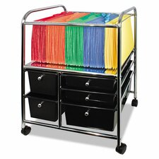 Letter/Legal File Cart