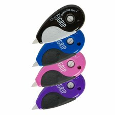 Mono Top Action Grip Correction Tape, Assorted Colors (4-Pack)