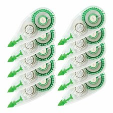 Mono Mini Correction Tape (10-Pack)
