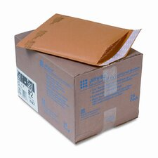 Jiffylite Self-Seal Mailer, Side Seam, #2, Golden Brown, 25/carton