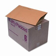 Jiffy Padded Mailer, Side Seam, #6, 50/Carton