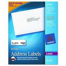 Address Labels, 7500/Box