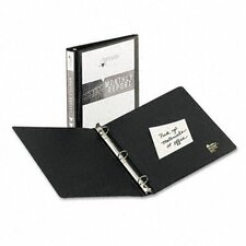 Economy Reference View Binder, 1in Capacity (Set of 3)