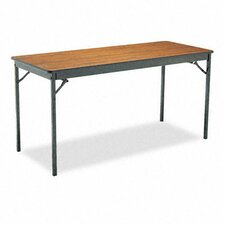 Barricks Special Size Rectangular Folding Table