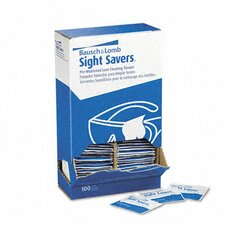 Sight Savers Premoistened Lens Cleaning Tissues (100 Tissues/Box)