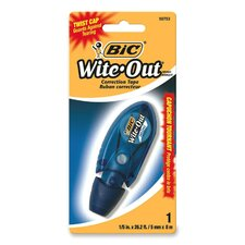 Non-Refillable Wite-Out Mini Correction Tape (Set of 3)