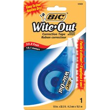 Wite-Out Correction Tape (Set of 6)