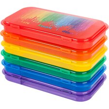 School Supply Case (Set of 6)