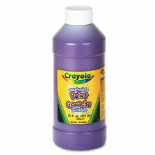 Washable Paint, 16 Oz (Set of 2)