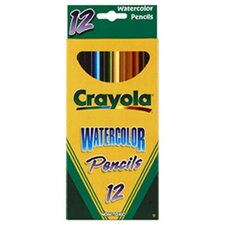 Watercolor Pencils Full Length (Set of 2)
